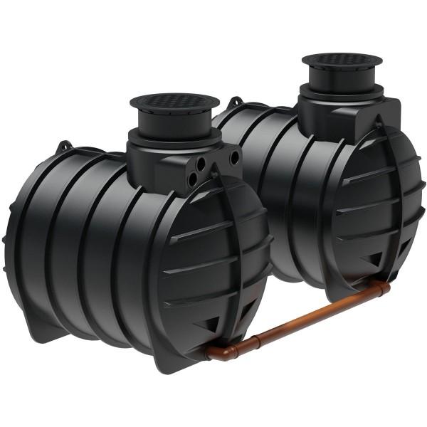 AQa.Line Zisterne 8900 L inkl. Abdeckung