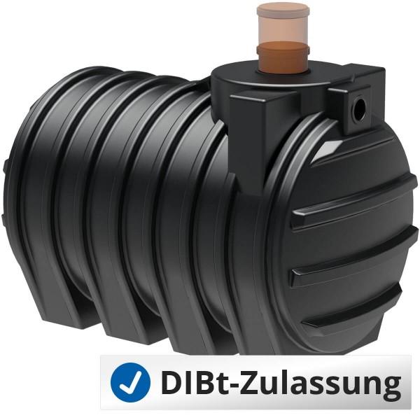 AQa.Line Abwassertank 3000 L (mitDIBt-Zulassung)