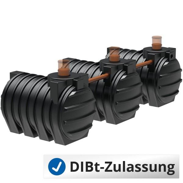 AQa.Line Abwassersystem 9000 L (mit DIBt-Zulassung)