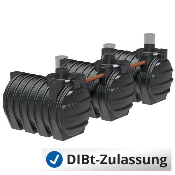 AQa.Line Abwassersystem 12000 L (mit DIBt-Zulassung)
