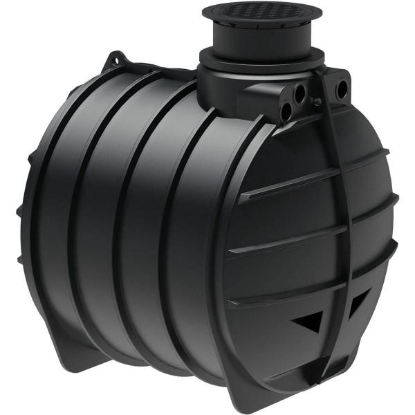 AQa.Line Zisterne 6000 L inkl. Abdeckung
