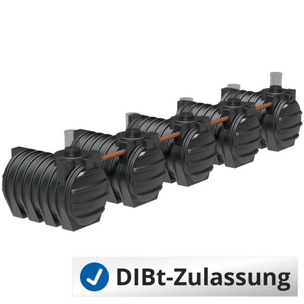 AQa.Line Abwassersystem 15000 L (mit DIBt-Zulassung)