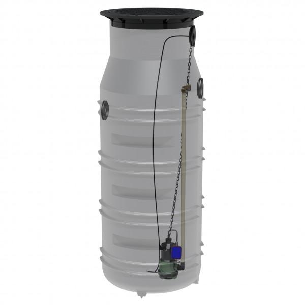 AQa.Line Hebeschacht - Regenwasserhebeanlage H950