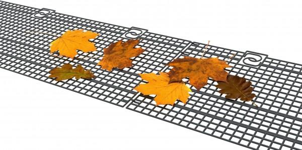 Dachrinnen-Gitter – Schutz- und Filterfunktion